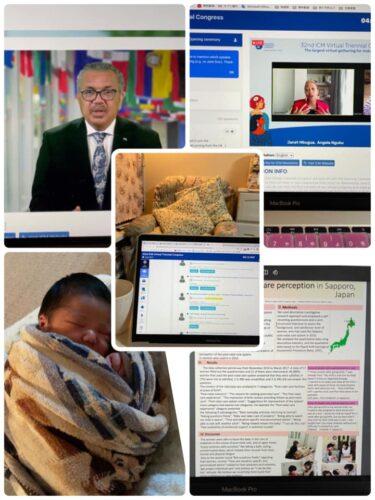 32th国際助産学会大会の偶然