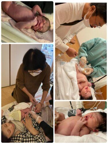 赤ちゃんの誕生とご縁に感謝